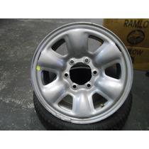 Roda De Ferro Hilux Aro 16 + Pneu 265/70/16 Bridgestone