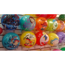 Pelota Decorada Frozen, Princesa Sofia, Jake 8.5