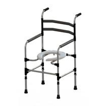 Cadeira De Banho Dobrável Fixa - Idosos E Deficientes