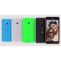 Nueva Caratula Tapa Trasera Nokia Lumia 535 Carcasa Colores