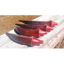 Quiabo Roxo Vermelho Okra Red Burgundy Sementes Para Mudas