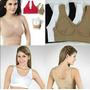 Ahh Bra Air Sosten Brassier Para Dama Sin Costura