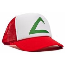 Gorra Pokemon - Trucker - Ash Ketchum - Únicas!