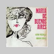 Piazzolla Astor Maria De Buenos Aires Reed 2014 Cd X 2 Nuevo