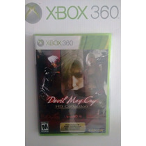 Xbox 360 Devil May Cry Hd Collection Nuevo En Blister