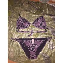 Bikini Bari Morado