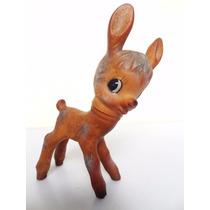 Antigo Brinquedo Bambi Estrela Anos 50 Raríssimo Gibi Boneca
