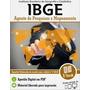Apostila Do Ibge 2016 - Agente De Pesquisas E Mapeamento!