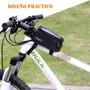 Bolsa Porta Celular Impermeable Para Bicicleta Roswheel