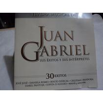 Juan Gabriel Sus Éxitos Y Sus Interpretes. 30 Éxitos. 2cds
