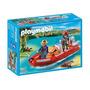 Playmobil 5559 - Bote Inflable Con Exploradores