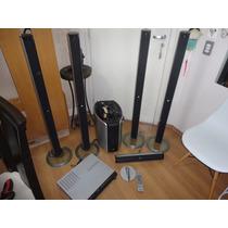 Home Theater Wireless Lg W 752 Ta Completo Usado