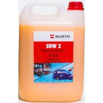 Shampoo Automotivo Com Cera 5 Litros Wurth