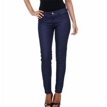 Calça Jeans Skinny Com Tachas