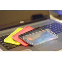 Funda De Silicon Para Iphone 6 O 6s En Varios Colores