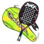 Raquete De Beach Tennis Quicksand Nolook Black 2016