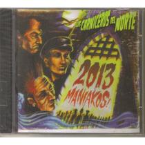 Los Carniceros Del Norte - 2013 (post Punk Español) Cd Rock