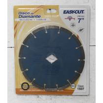 Disco De Diamante Ranurado De 7 Austrodiam 1507
