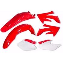 Kit De Plasticos Hon-crf 250x 04 Cor Original - Acerbis