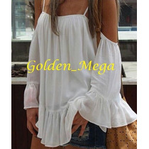 Kaftan Mini Vestido Bata Curto-moda Indiana