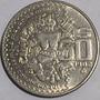 30 Monedas Antiguas Coyolxauhqui De 50 Pesos Lote