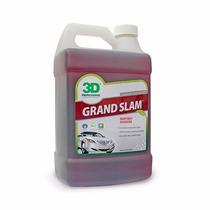 3d Grand Slam Limpia Lava Motores Llantas Limpiador