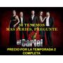 Pelicula Serie Tv El Cartel De Los Sapos Temporada2 Completa