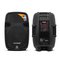 Bafle Amplificado Profesional 15 Bluetooth Mp3 Usb Sd Radio