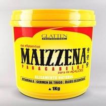Combo 06 Glatten Máscara De Maizzena (6 X 1 Kg) + Frete