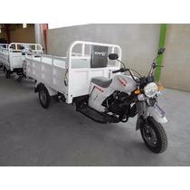 Motocarro Kingway 1 Tonelada 250cc Caja Larga Oferta