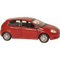 Miniatura Fiat Punto Carros Do Brasil