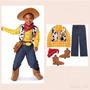 Disfraz: Wody De Toy Story Para Niños Varones 100% Disney