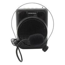 Microfone Amplificado Speak Load Kit Professor Palestras
