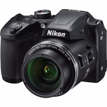Camara Nikon B500 Coolpix 16mp 40x Zoom Fullhd Wifi Sup L840