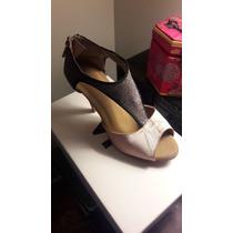Bellos Zapatos Mujer De Baile