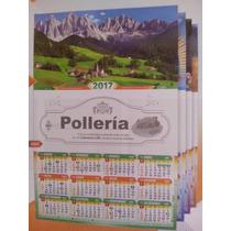 Calendarios De Pared En Cartulina