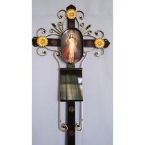 Cruces, Cruz De Herrería, Cruz Metálica, Cruz Para Panteón