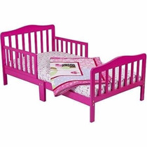 Cama Camita Infantil Para Niña De Madera Dream On Me