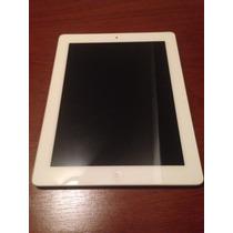 Apple Ipad 2 16 Gb Blanca / Acepto Cambio