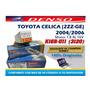 Bujia Denso Toyota Celica (2zz-ge) 2004/2006 K16r-u11 (3120)