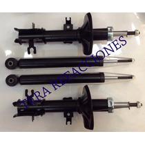 Kit De Amortiguadores Gas Chevrolet Aveo Y Pontiac G3