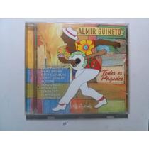 Cd Almir Guineto Todos Os Pagodes (original ) Frete R$ 8,00
