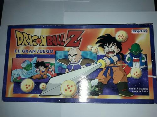 Dragon Ball Z El Gran Juego De Mesa 349 99 En Mercado Libre