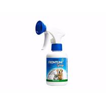 Desparasitante Frontline En Spray 250ml Merial Perro Mascota