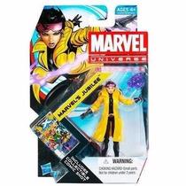 Boneco 23 Marvel Jubilee Articulado - Marvel Universe Se 4