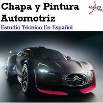 Chapa Y Pintura Automotriz - Estudio Técnico En Español