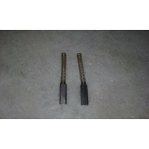 Escovas De Carvão Para Secadores Com Molas Lote Com 5 Pares