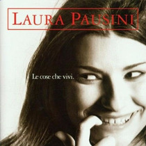 Laura Pausini 1996 Le Cose Che Vivi Cd Original Novo Lacrado