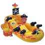 Piscina Inflable Centro Juego Accesorios Piratas Intex 57457