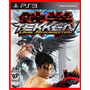 Tekken 5 Dark Resurrection Ps3 Código Psn + Brinde